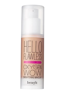 'Hello Flawless Oxygen Wow!' Liquid Foundation